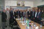 انتخاب سمير زريق رئيسا جديدا لجمعية رجال الاعمال الفلسطينيين / القدس