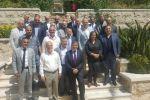 جمعية رجال الاعمال الفلسطينيين تعقد اجتماعات مجلس الإدارة الدوري