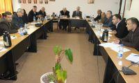 لجنة الحوار الوطني تبحث سبل تفعيل وتطوير ملف الشراكة