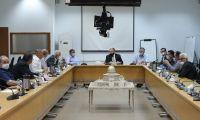 لقاء المجلس التنسيقي مع وزارة الإقتصاد بخصوص السياسات والآليات المتبعة لإنعاش الاقتصاد الوطني في ظل التحديات الصحية والسياسية والاقتصادية الراهنة.