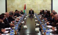 القطاع الخاص الفلسطيني يلتقي مع رئيس الوزراء الدكتور رامي الحمد الله