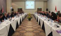 اتحاد جمعيات رجال الاعمال يستقبل اعضاء اللجنة الاقتصادية الاردنية الفلسطينية