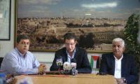 جمعية رجال الأعمال الفلسطينين تعقد مؤتمراً صحفيا حول الإجراءات الجديدة على معبر الكرامة