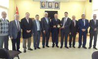 سمير زريق يدعو رجال الأعمال الأردنيين لزيادة حجم إستثماراتهم في مناطق السلطة الفلسطينية