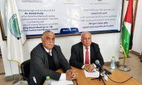 بحضور الوزير العسيلي ورجال اعمال من الجانبين انطلاق فعاليات مجلس الاعمال الفلسطيني التركي المشترك