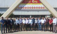 إتحاد رجال الأعمال الفلسطينيين يشارك في القسم الثاني  من معرض المنتجات الصينية في عمان