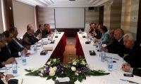 لجنة الحوار الوطني تؤكد على اهمية تفعيل الشراكة الحقيقة ما بين القطاعين العام والخاص