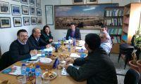 المجلس التنسيقي لمؤسسات القطاع الخاص يعقد إجتماعه الدوري ويبحث العديد من القضايا التي تهم القطاع الخاص الفلسطيني