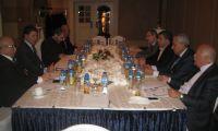 مجلس إدارة جمعية رجال الأعمال الفلسطينيين يعقد إجتماعه الدوري في  بيت لحم