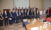 رجال الاعمال الاتراك والفلسطينيين يتطلعون الى بناء إستراتيجية تعاون مشتركة