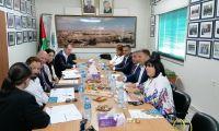 إجتماع اللجنة التوجيهية لمجلس الأعمال الفلسطيني السويسري المشترك