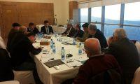 الإجتماع الثالث لمجلس إدارة جمعية رجال الأعمال الفلسطينيين – القدس