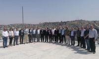 جمعية رجال الأعمال الفلسطينيين - القدس تزور محافظة جنين