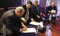 توقيع برتوكول تعاون لتأسيس تكتل اقتصادي كبير يضم رجال الاعمال الفلسطينيين في الوطن والشتات