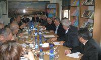 اجتماعات لجنة BMC