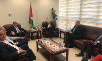بحث دور وزارة الخارجية في تعزيز دور مجالس الاعمال المشتركة