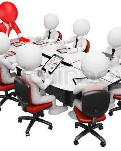 لقاءات وإجتماعات رسمية