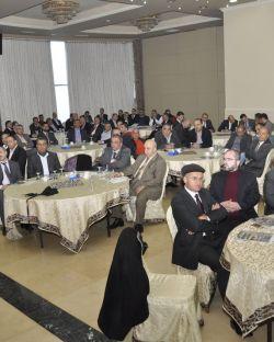 إجتماع الهيئة العامة لجمعية رجال الأعمال الفلسطينيين 2014