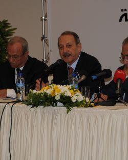 إجتماع الهيئة العامة 2012 واللقاء مع الدكتور سلام فياض