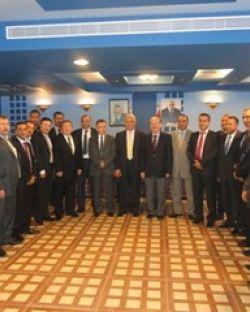 إجتماعات اللجنة الأردنية الفلسطينية المشتركة