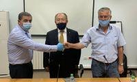 إتحاد جمعيات رجال الأعمال الفلسطينيين يسلم أمانة سر المجلس التنسيقي