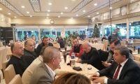 لقاء عمل يجمع بين منتدى جنين وجمعية رجال أعمال - القدس