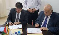 هيئة مكافحة الفساد وجمعية رجال الأعمال الفلسطينيين  توقعان خطة مشتركة لتعزيز التعاون المشترك