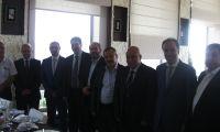 جمعية رجال الأعمال تبحث مع السفير القبرصي تعزيز التعاون الاقتصادي