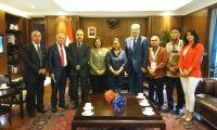 انتهاء فعاليات مجلس الأعمال الفلسطيني الاندونيسي المشترك