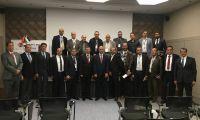 إختتام أعمال الدورة الرابعة عشر لمجلس الأعمال التركي الفلسطيني المشترك