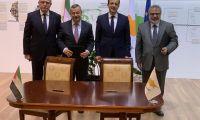 تاسيس مجلس الاعمال الفلسطيني القبرصي المشترك