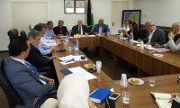 اجتماع يبحث تعديل تشريعات العمل في مقر وزارة العمل رام الله